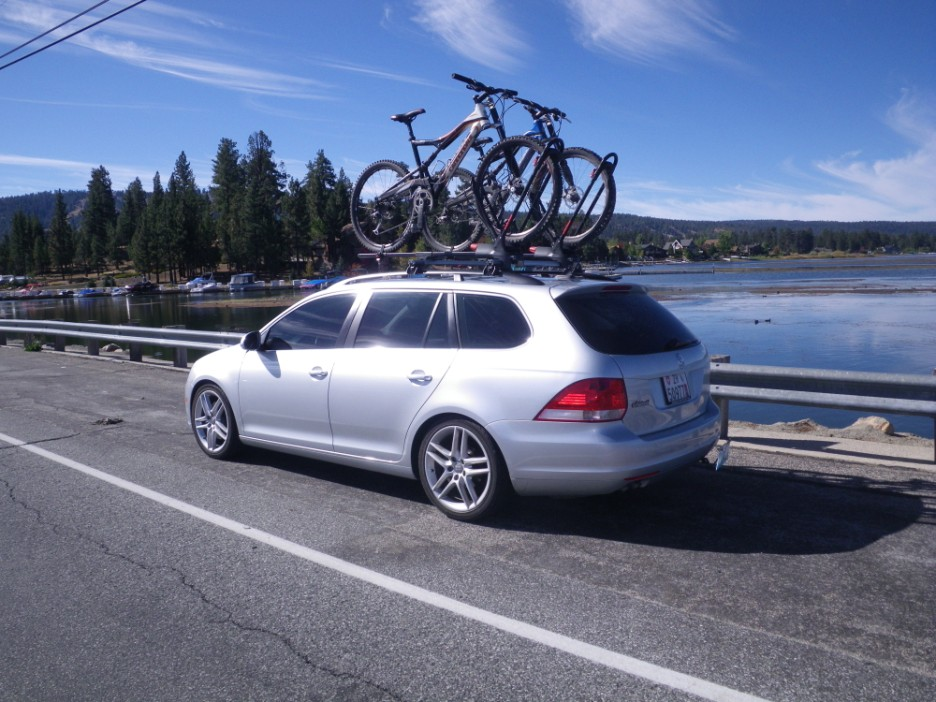 Vwvortex Com Oem Sportwagen Roof Rack Modification Diy