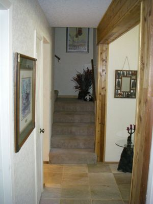 downstairs hall